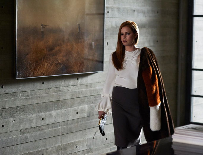 अकादमी Award nominee Amy Adams stars as Susan Morrow in writer/director Tom Ford's romantic thriller NOCTURNAL ANIMALS, a Focus Features release.Credit: Merrick Morton/Focus Features