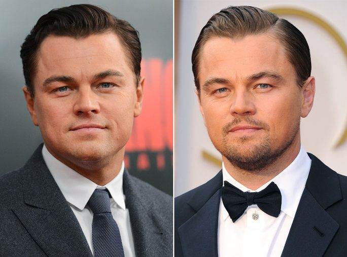 เครา or No Beard - Leonardo DiCaprio