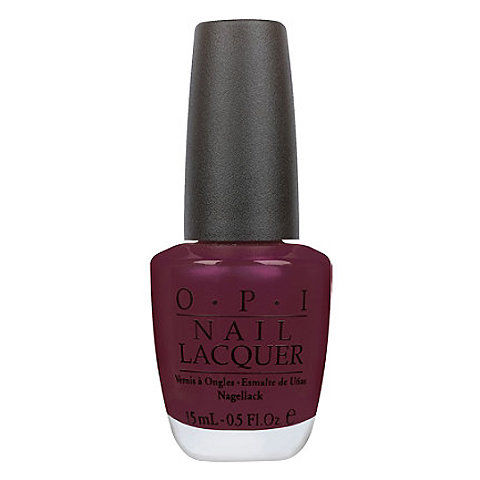 OPI Nail Polish in Lincoln Park After Dark