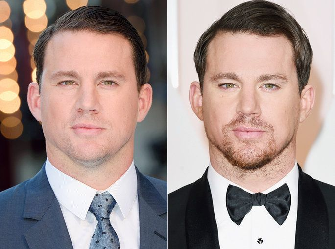 เครา or No Beard - Channing Tatum