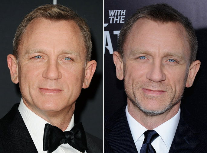 เครา or No Beard - Daniel Craig