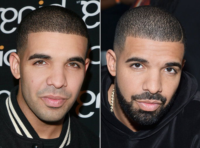 เครา or No Beard - Drake