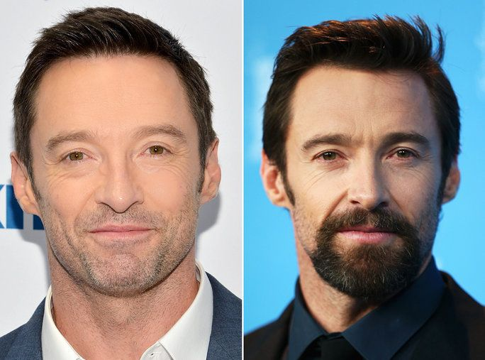 เครา or No Beard - Hugh Jackman