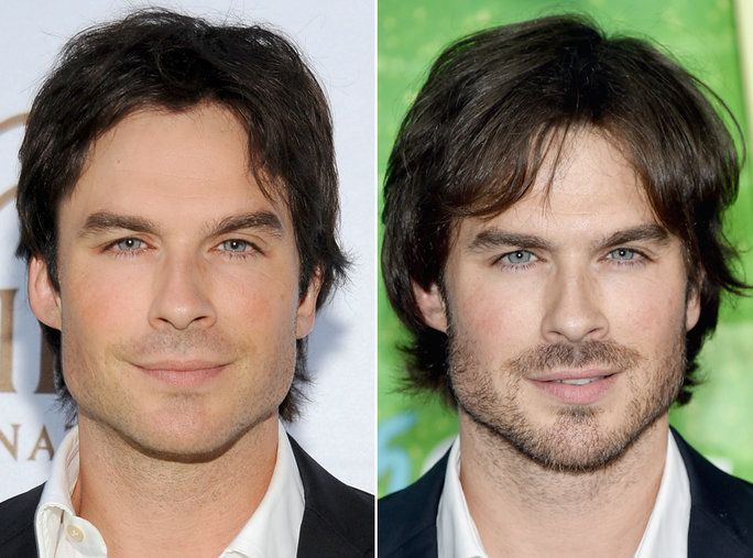 เครา or No Beard - Ian Somerhalder