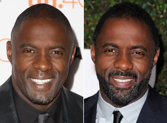 เครา or No Beard - Idris Elba
