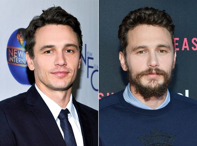 เครา or No Beard - James Franco