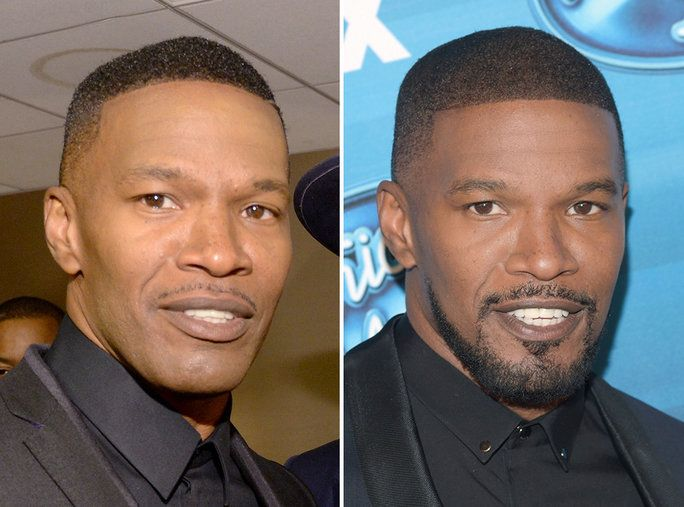 เครา or No Beard - Jamie Foxx