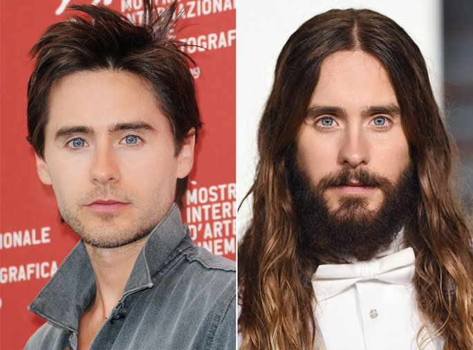 เครา or No Beard - Jared Leto