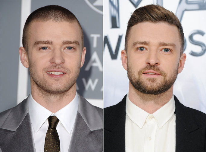 เครา or No Beard - Justin Timberlake
