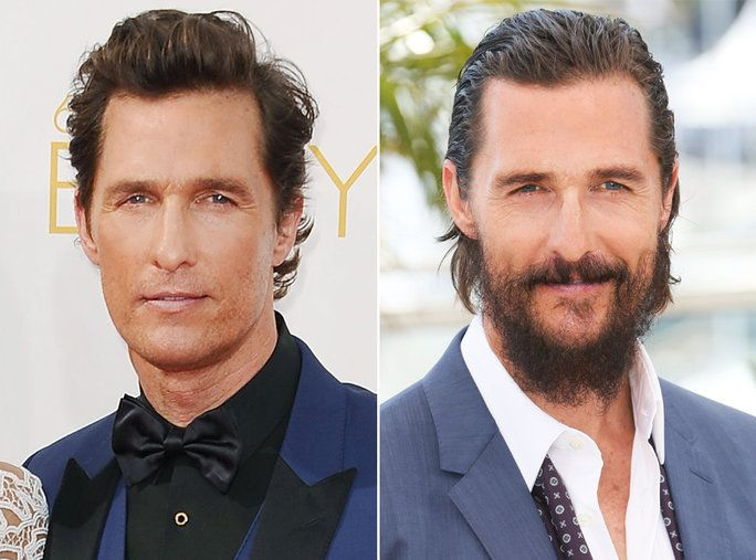 เครา or No Beard - Matthew McConaughey