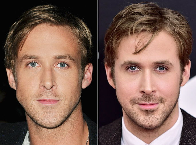 เครา or No Beard - Ryan Gosling