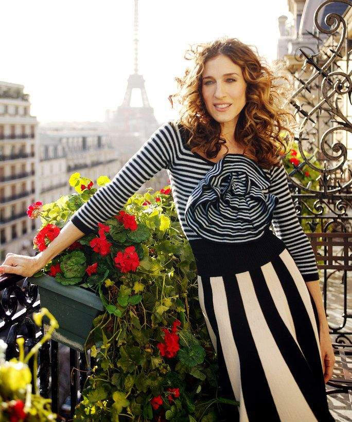 अंदाज Lessons from Carrie Bradshaw - LEAD