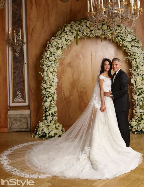 จอร์จ and Amal Clooney Wedding - Gallery