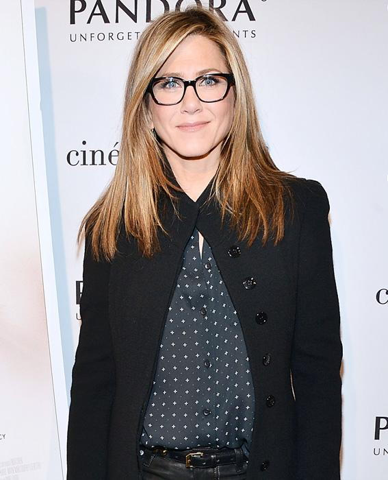 เซเลบ in Glasses: Jennifer Aniston