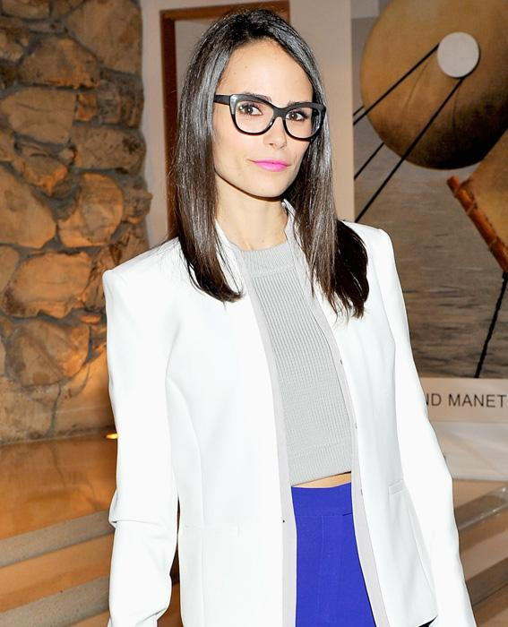 เซเลบ in Glasses: Jordana Brewster