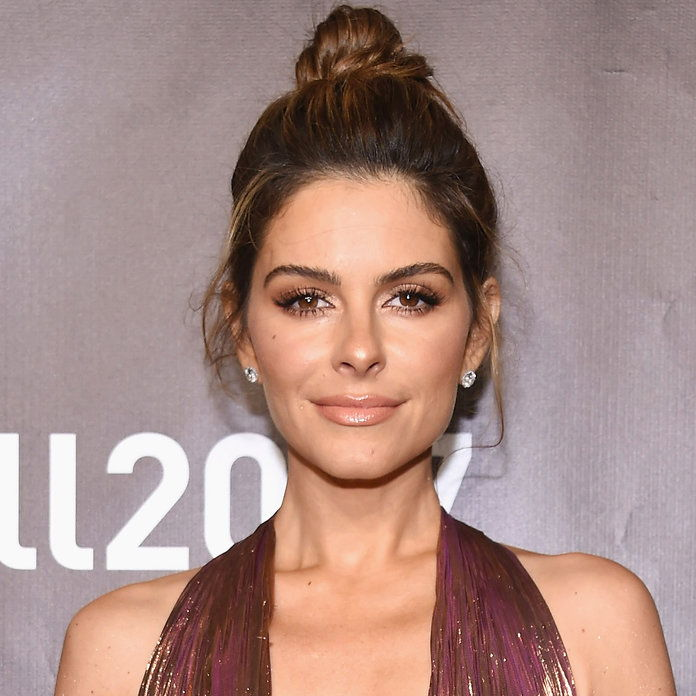हस्तियां Who Revealed Health Issues in 2017 - Maria Menounos