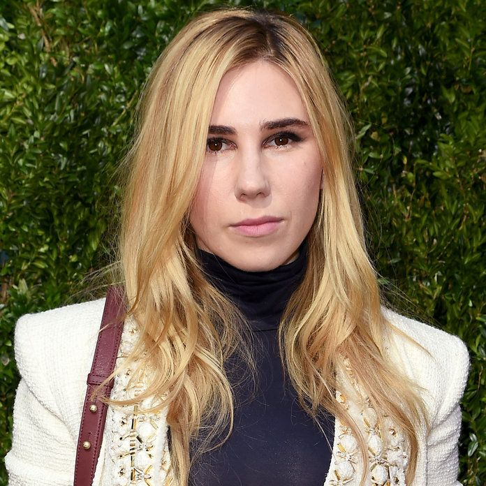 हस्तियां Who Revealed Health Issues in 2017 - Zosia Mamet