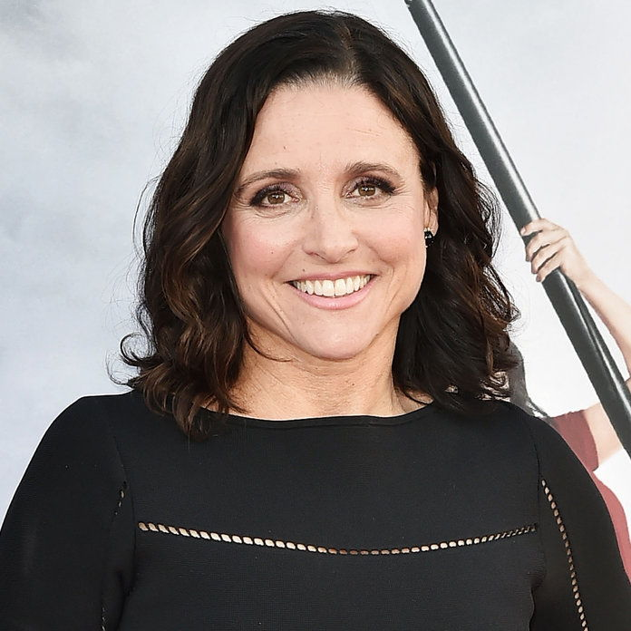 हस्तियां Who Revealed Health Issues in 2017 - Julia Louis-Dreyfus