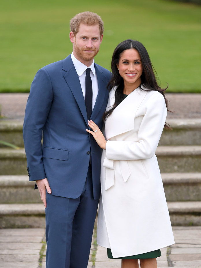 मेघन Markle, Prince Harry