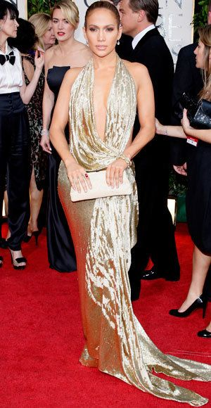 เจนนิเฟอร์ Lopez - The Best Golden Globes Gowns of All Time - Marchesa