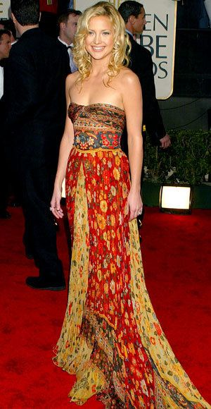 เคท Hudson - The Best Golden Globes Gowns of All Time - Valentino