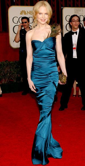 นิโคล Kidman - The Best Golden Globes Gowns of All Time - Gucci