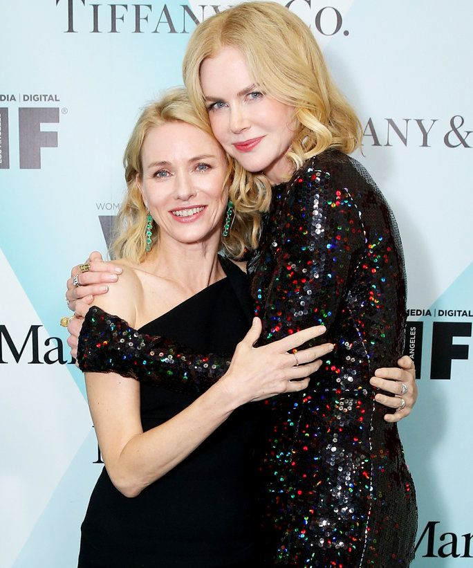 नाओमी Watts and Nicole Kidman