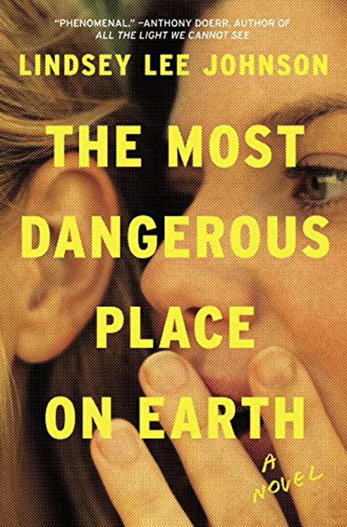 Most Dangerous Place on Earth by Lindsey Lee Johnson