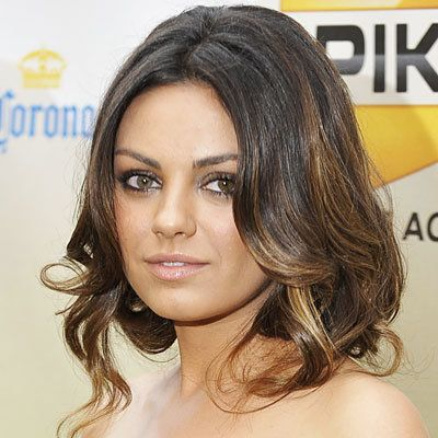 मिला Kunis - Transformation - Beauty - Celebrity Before and After