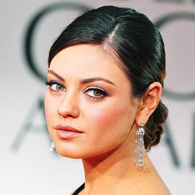 मिला Kunis - Transformation - Hair - Celebrity Before and After