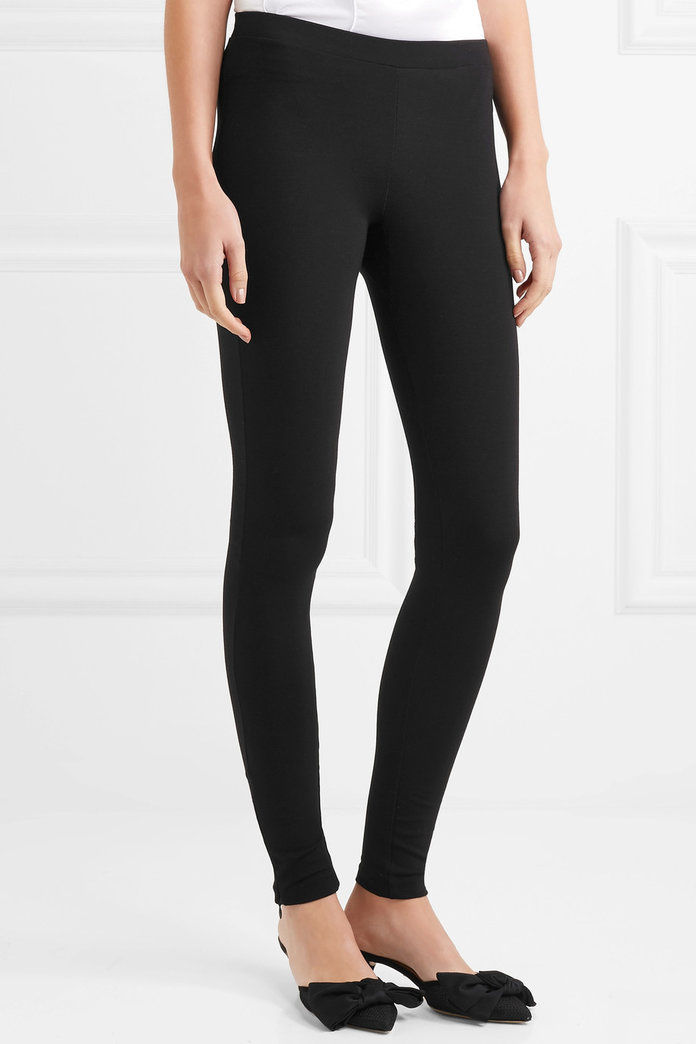 Toteme Cork stretch-jersey leggings