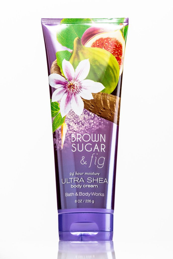 भूरा Sugar & Fig Body Cream