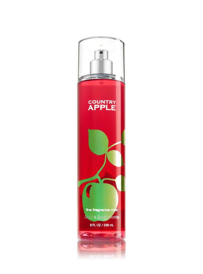 देश Apple Fine Fragrance Mist