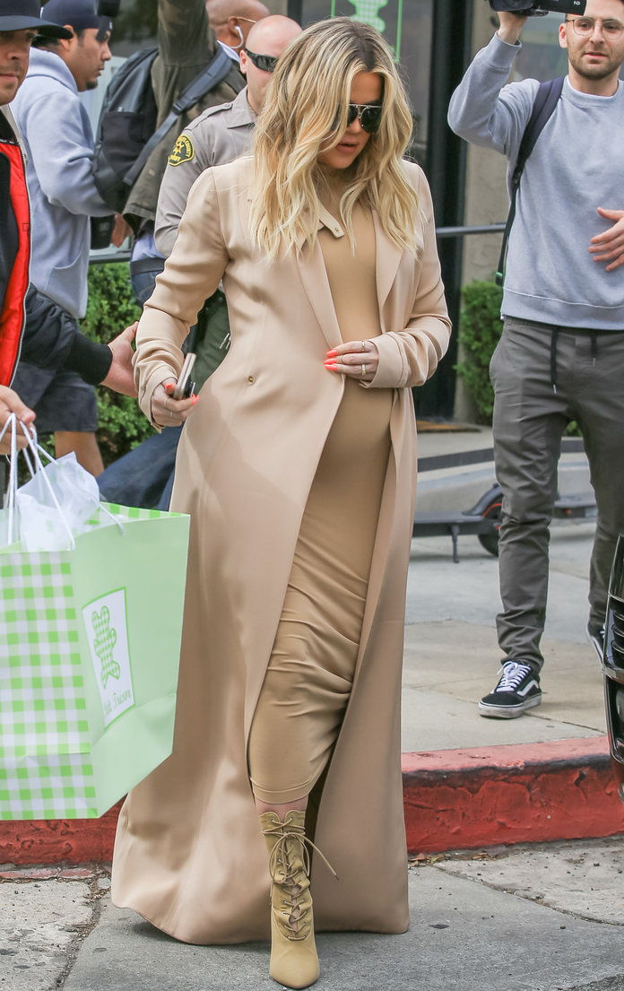 Khloe Kardashian, March 2018