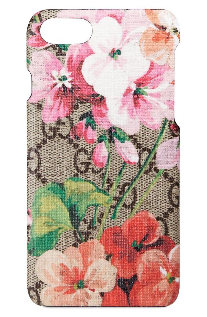กุชชี่ GG Blooms iPhone 7 Case