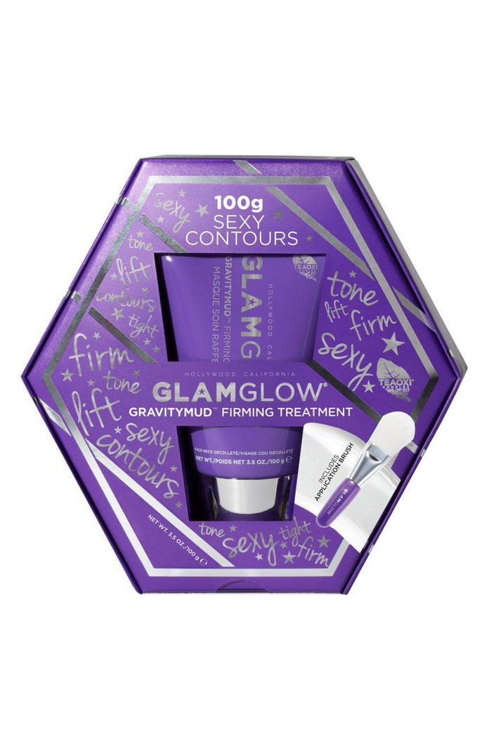 Glamglow Jumbo Size GRAVITYMUD™ Firming Treatment Set