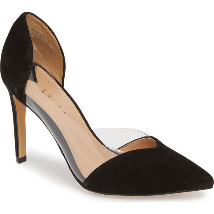 पार्कर Clear d'Orsay Pump
