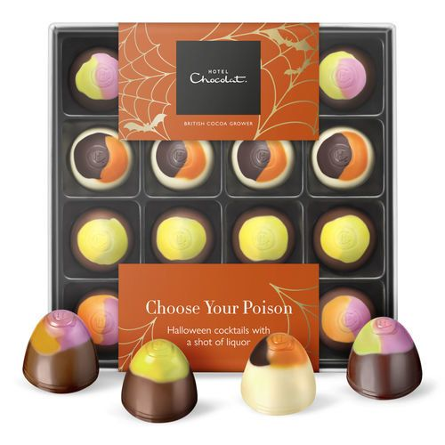 होटल Chocolat Cocktail Chocolates