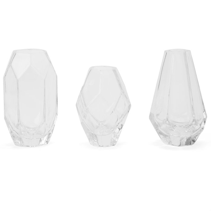 जियो TRIO GLASS VASE