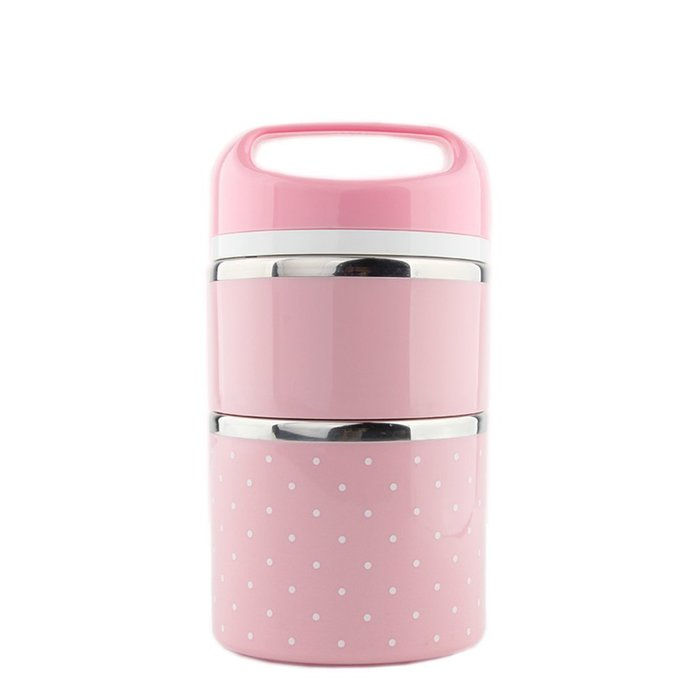 Ospard Stainless Steel Insulated Lunch Box