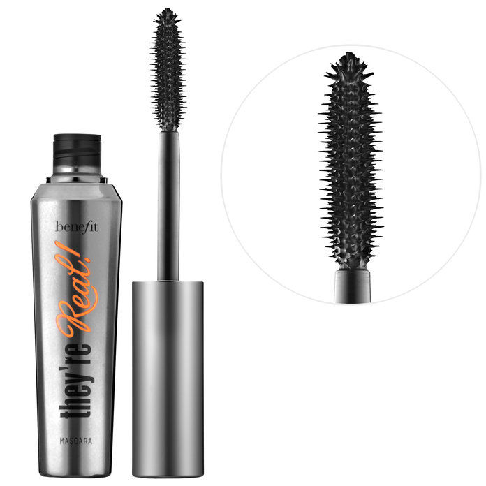 พวกเขากำลัง Real! Lengthening & Volumizing Mascara