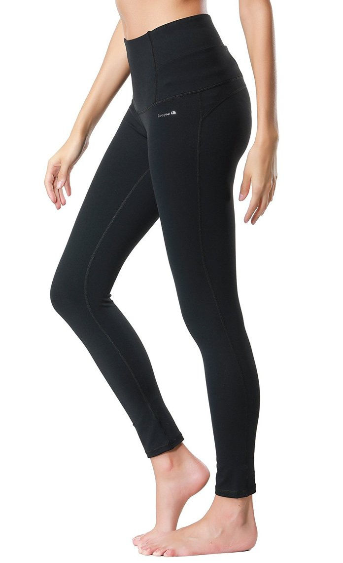 अजगर Fit Compression Yoga Pants with High Waist Tummy Control