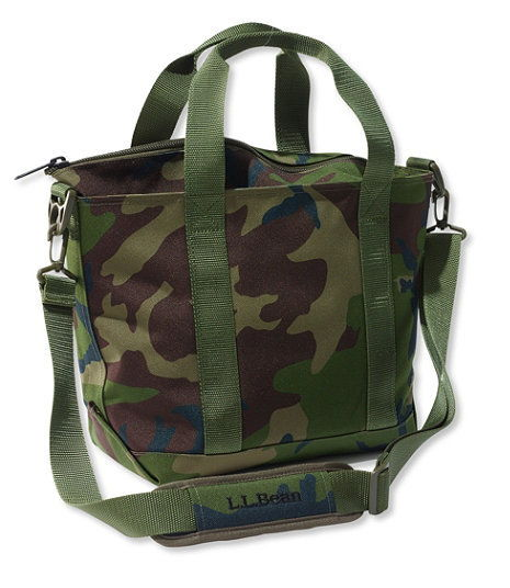 ज़िप Hunter's Tote Bag With Strap
