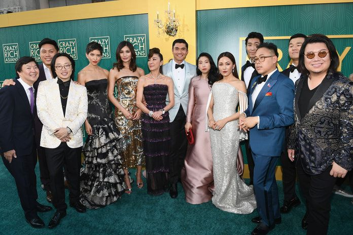 वार्नर Bros. Pictures' 'Crazy Rich Asians' Premiere - Red Carpet