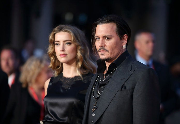 अंबर Heard and Johnny Depp lead