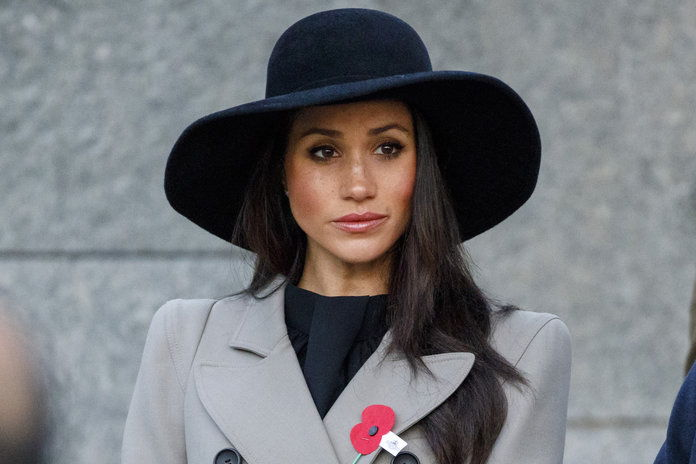 राजकुमार Harry And Meghan Markle Attend Anzac Day Services