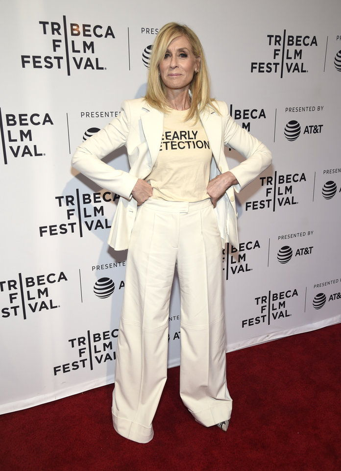 HBO Documentary Film RX: Early Detection A Cancer Journey With Sandra Lee At The Tribeca Film Festival
