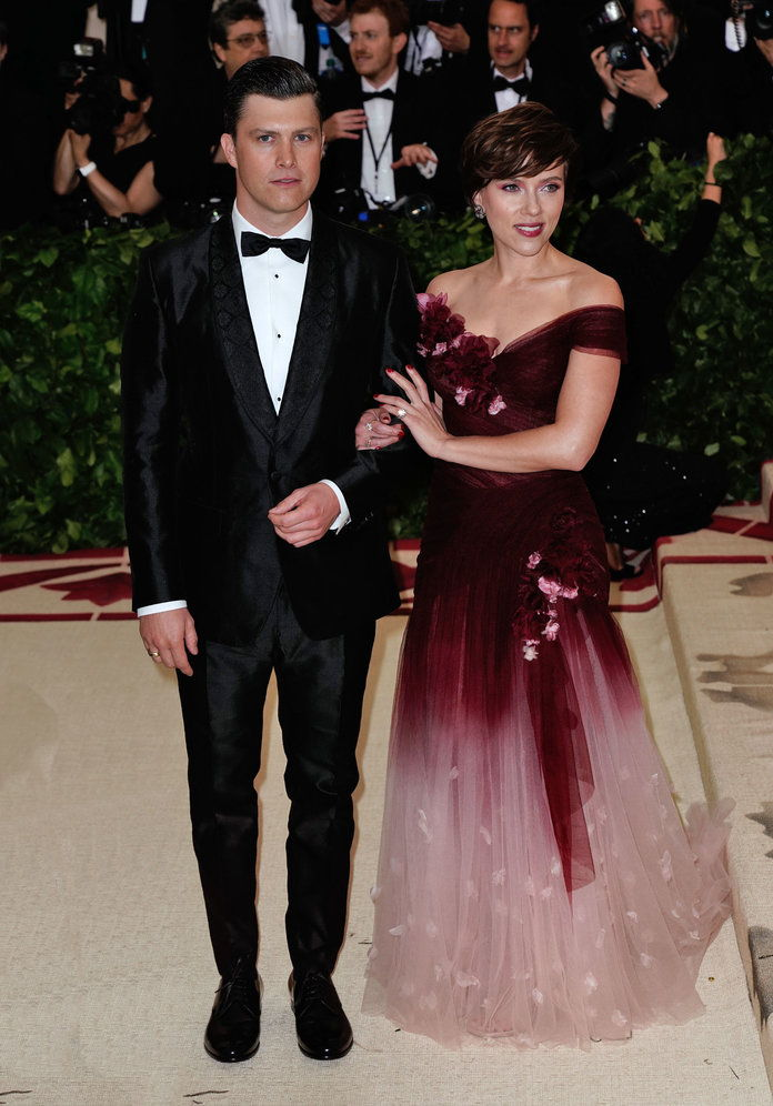 จากสวรรค์ Bodies: Fashion & The Catholic Imagination Costume Institute Gala