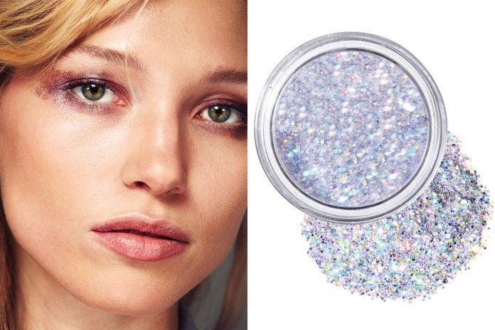 InStyle December - Glitter Eye Links